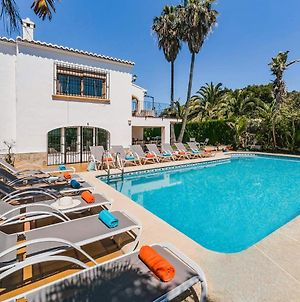 Villa In Xabia Sleeps 10 Includes Swimming Pool Air Con And Wifi photos Exterior