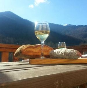 Chalet With 2 Bedrooms In Boutx With Wonderful Mountain View Furnished Terrace And Wifi photos Exterior