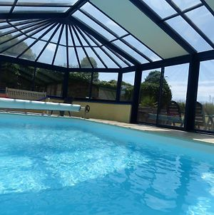 Villa With 4 Bedrooms In Plourin With Private Pool Enclosed Garden And Wifi 4 Km From The Beach photos Exterior