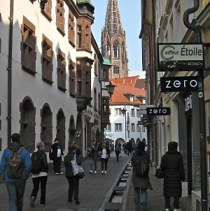 Fewo - Mitten In Freiburg photos Exterior