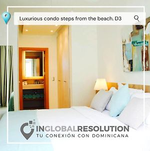 Luxurious Condo Steps From The Beach E2 Los Corales Playa Bavaro photos Exterior