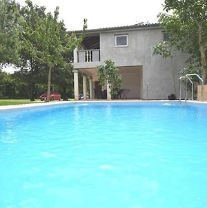Apartment In Holiday Home With Private Pool, Garden With Grill, Airco And Wifi photos Room