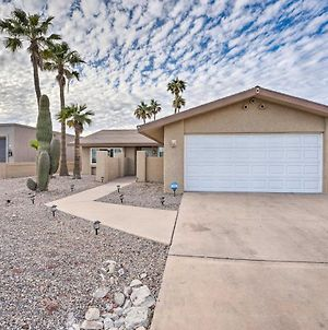 Upgraded Lake Havasu Oasis With Pool And Views! photos Exterior