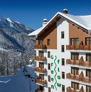 Green Flow Hotel Rosa Khutor photos Exterior
