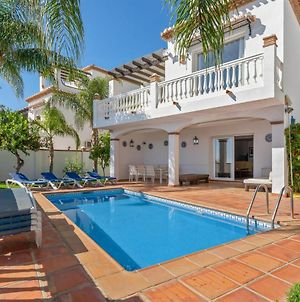 House With 4 Bedrooms In Almunecar With Wonderful Sea View Private Pool Furnished Terrace 400 M From The Beach photos Exterior