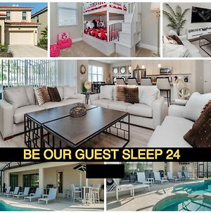Be Our Guest Free Resort Facilities Sleep 24 People photos Exterior