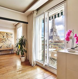 Trocadero - Apartment With View On The Eiffel Tower - 1618 photos Exterior