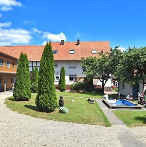 Holiday Farm Situated Next To The Kellerwald-Edersee National Park With A Sunbathing Lawn photos Exterior