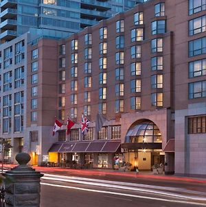 The Yorkville Royal Sonesta Hotel Toronto photos Exterior