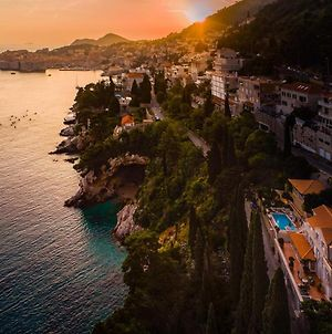 Luxury Beachfront Villa Dubrovnik Palace With Private Pool And Jacuzzi By The Beach In Dubrovnik photos Exterior