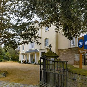 Best Western Henbury Lodge Hotel photos Exterior