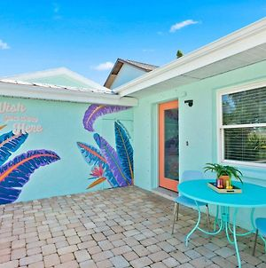 Chic Ocean Oasis With Pool, 2 Blocks To Beach! photos Exterior