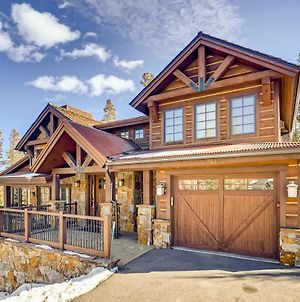 Slopeside Chateau - Hot Tub, Theatre & Guest Wing Home photos Exterior