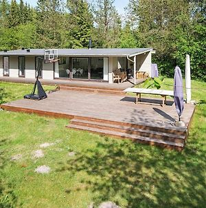 Three-Bedroom Holiday Home In Bording 3 photos Exterior
