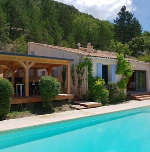 Luxurious Holiday Home In Mollans-Sur-Ouveze With Pool photos Exterior