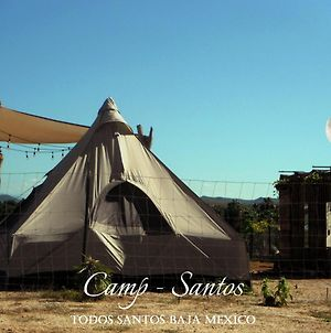 Room In Guest Room - Camp - Santos Camp With All The Comforts photos Exterior