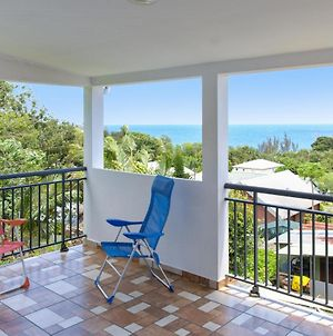 House With 2 Bedrooms In Sainte Rose With Wonderful Sea View Furnished Garden And Wifi 2 Km From The Beach photos Exterior