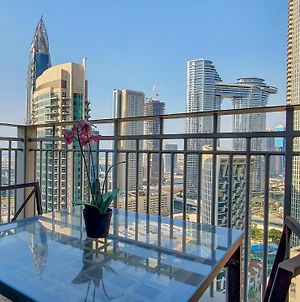 Lux Bnb 1Br Apt @ Top Floor Burj & Sea Views Downtown photos Exterior
