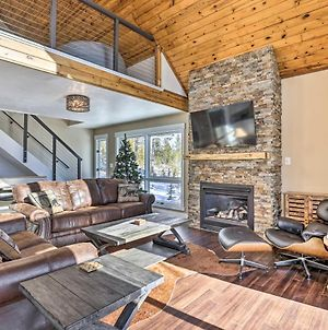 Modern Tabernash Home With Hot Tub And Mtn Views! photos Exterior