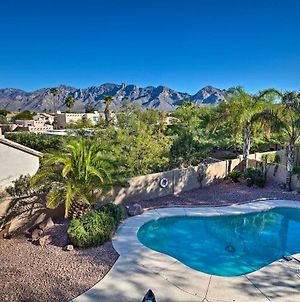 Updated Tucson Oasis With Pool And Mountain Views photos Exterior