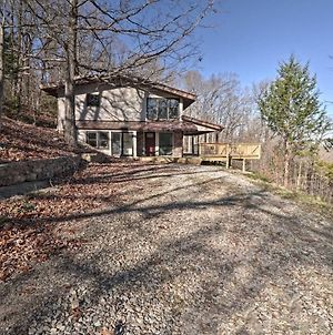 Edge Of Serenity With Views Of Norfork Lake! photos Exterior