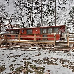 Cozy Brainerd Cabin With Deck And Private Dock! photos Exterior