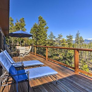 Cozy Retreat With Deck And Hot Tub Near Winter Park! photos Exterior