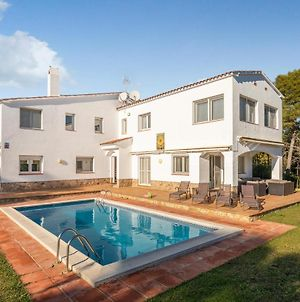 Amazing Home In Lloret De Mar With Outdoor Swimming Pool And 4 Bedrooms photos Exterior