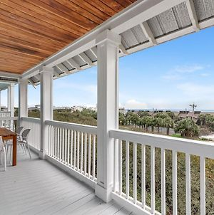 Charming Smart Home With Gulf Views 2Mn Walk To Beach Community Pool And Hot Tub Access Pets Welcome photos Exterior