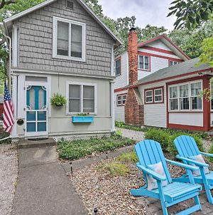 Marblehead Cottage With Fire Pit Walk To Lake! photos Exterior