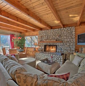 Mountainside Cabin With Deck - 16 Miles To Skiing! photos Exterior