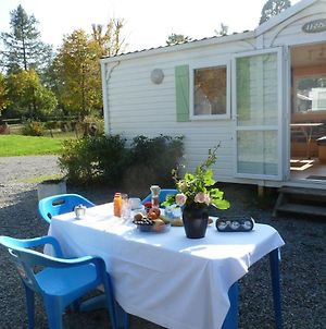 Cozy Mobil Home With An Oven In The Heart Of Burgundy photos Exterior