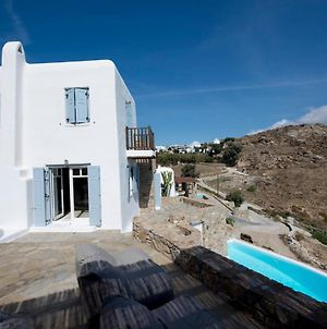 Villa In Psarou With Private Pool By Diles Villas photos Exterior