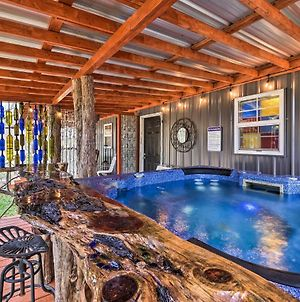 Charming Escape With Fire Pit In Summerville! photos Exterior
