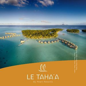 Le Taha'A By Pearl Resorts photos Exterior