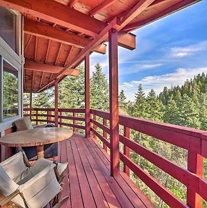 San Bernardino Mountain Cabin With Deck And View! photos Exterior