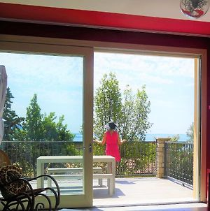 Three-Room Apartment Rebo - Red With Large Lake View Terrace photos Exterior