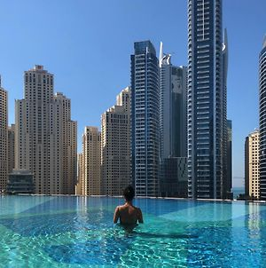 Graceful 1 Bedroom Apartment At The Address Dubai Marina By Deluxe Holiday Homes photos Exterior