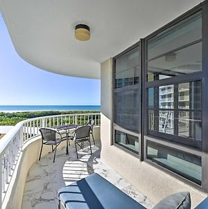 Resort Condo With Balcony And Stunning Ocean Views! photos Exterior