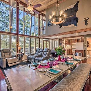 Grand Ruidoso Hideaway With Game Room And Hot Tub photos Exterior