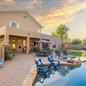Desert Paradise - Private Heated Pool & Hot Tub Home photos Exterior