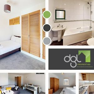 2 Bedroom Apartment Dgl Serviced Accommodation Southampton City Centre photos Exterior