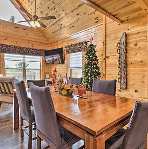 Douglas Lake Resort Cabin With Deck And Game Room photos Exterior
