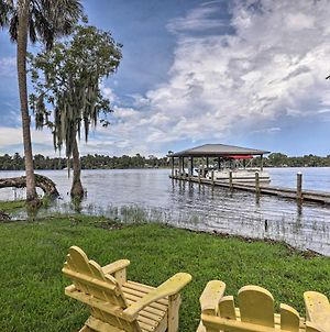 Island Escape With Slip And Lift - Boat Access Only! photos Exterior