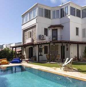 Amazing Villa With Private Pool In The Heart Of Bodrum photos Exterior