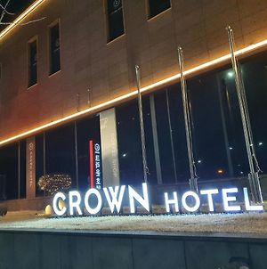 Crown Hotel Changwon photos Exterior
