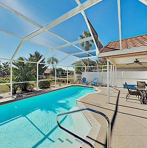 Pristine Home-Screened Lanai & Private Pool Home photos Exterior