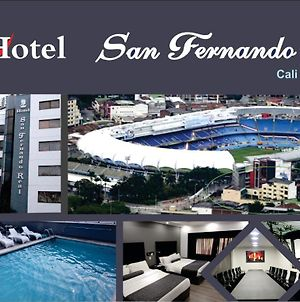 Hotel San Fernando Real photos Exterior