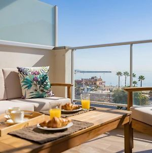 R9984 Family Apartment In Malaga By The Beach photos Exterior
