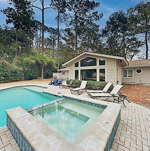 Sea Pines Home With Private Pool & Hot Tub Home photos Exterior